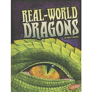 Real-World Dragons (The World of Dragons)