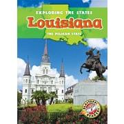 Louisiana (Blastoff Readers. Level 5)