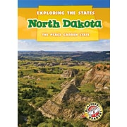 North Dakota: The Peace Garden State (Exploring the States)