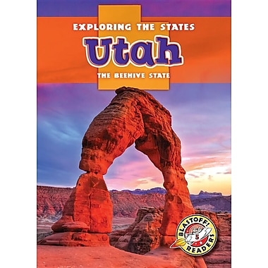Utah: The Beehive State (Exploring the States)