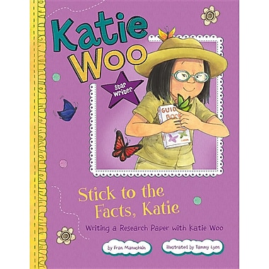 Stick to the Facts, Katie: Writing a Research Paper with Katie Woo (Katie Woo: Star Writer)