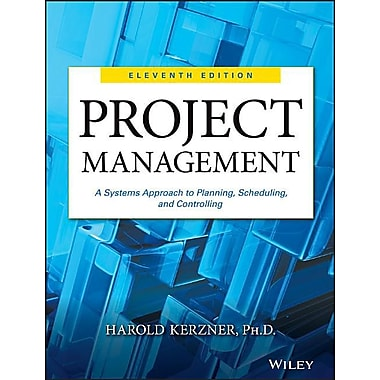 Project Management: A Systems Approach to Planning, Scheduling, and Controlling, Used Book