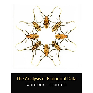 The Analysis of Biological Data, Used Book