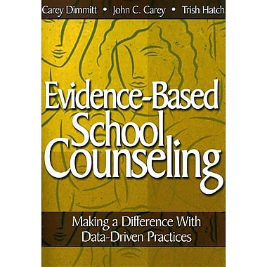 Evidence-Based School Counseling: Making a Difference With Data-Driven Practices