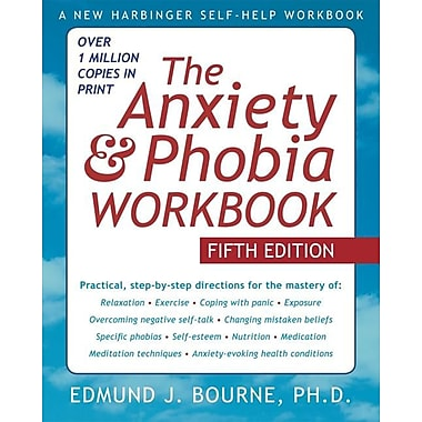 The Anxiety and Phobia Workbook, Used Book