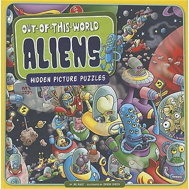 Out-of-This-World Aliens: Hidden Picture Puzzles (Seek It Out)