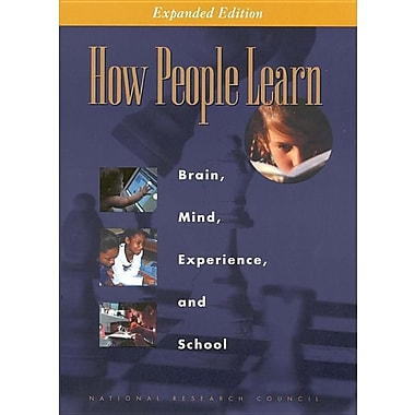 How People Learn: Brain, Mind, Experience, and School: Expanded Edition, Used Book