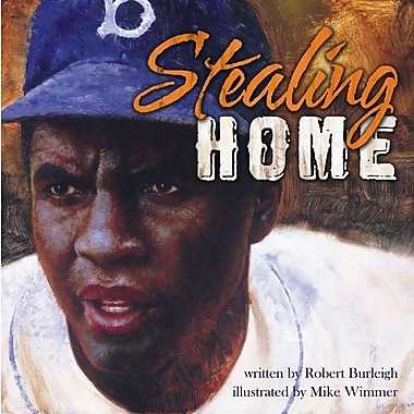 Stealing Home: Jackie Robinson: Against the Odds