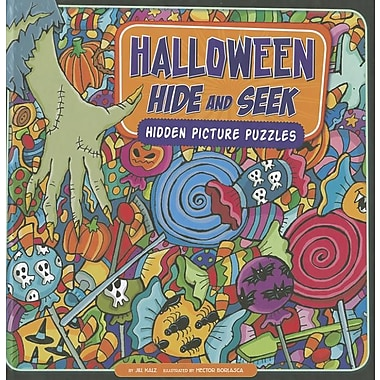 Halloween Hide and Seek: Hidden Picture Puzzles (Seek It Out)