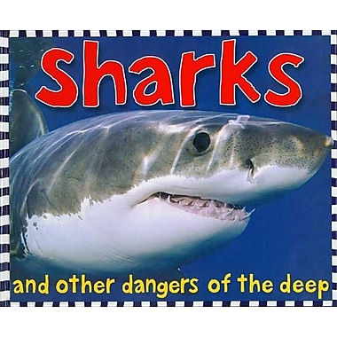 Sharks (Priddy Books Big Ideas for Little People)