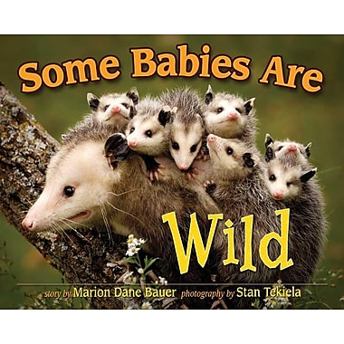 Some Babies Are Wild (Mom's Choice Awards Recipient)