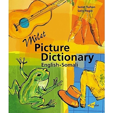 Milet Picture Dictionary: English-Somali