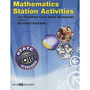 CCSS Station Act for Gr 7, Revised Edition