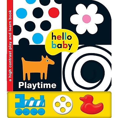 Hello Baby Play and Learn: Playtime