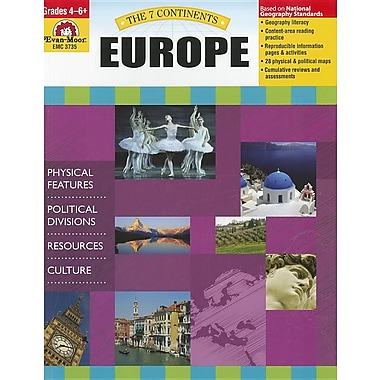 Europe, New Book