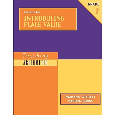 Lessons for Introducing Place Value, Grade 2