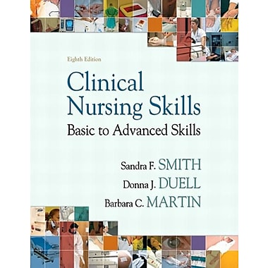 Clinical Nursing Skills (8th Edition), Used Book