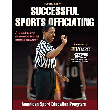 Successful Sports Officiating - 2nd Edition