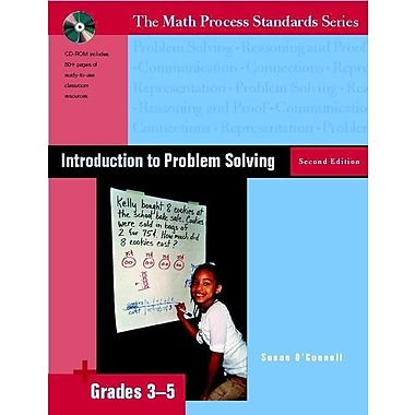 Introduction to Problem Solving, Second Edition, Grades 3-5
