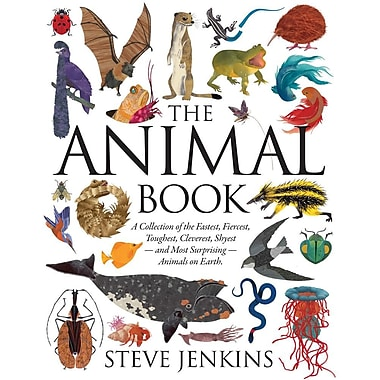 The Animal Book (Hardcover)