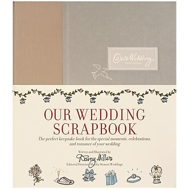 Our Wedding Scrapbook