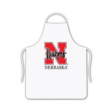 Sports Coverage NCAA Apron; Nebraska