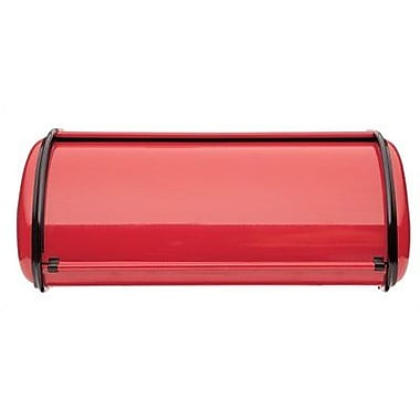 Polder Products LLC Deluxe Bread Box; Red
