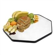 Buffet Enhancements Octagonal Food Display Mirror