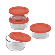 Pyrex 4-Piece Food Storage Container Set (Set of 8)