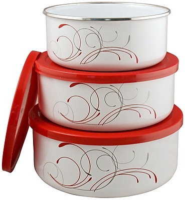 Corelle Corelle Coordinates 3 Container Food Storage Set