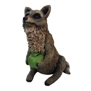 Michael Carr Raccoon Statue; Small