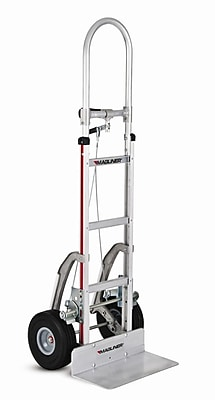 Magliner 500 lb. Capacity Brake Convertible Hand Truck / Platform Dolly
