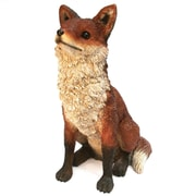 Michael Carr MCarr Fox Statue; Small