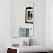 Decor Wonderland Caydon Modern Wall Mirror