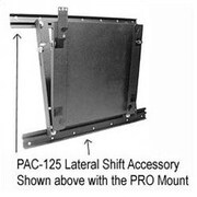 Chief Lateral Shift Accessory for Flat Panel Wall Mounts