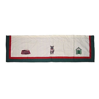 Patch Magic Fido 54'' Curtain Valance