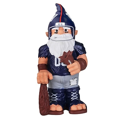 Team Beans NFL Thematic Gnome Statue; New York Giants