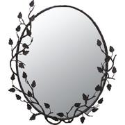 Quiescence Aspen Mirror; Brown