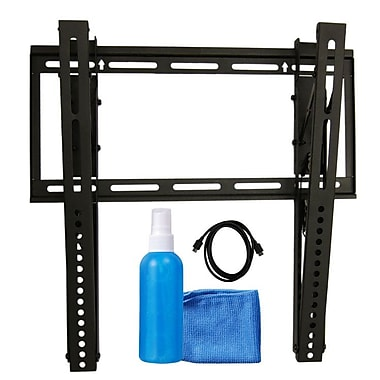Arrowmounts Tilt Wall Mount Set for 23'' - 42'' Flat Panel Screens