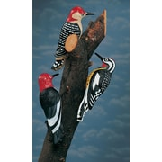Artline Woodpecker Tree Statue