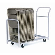 Raymond Products 300 lb. Capacity Folded/Stacked Chair Dolly
