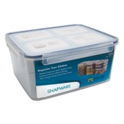Snapware Mod Large Rectangular 148 Oz. Food Storage Container