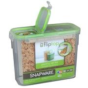 Snapware Slim Flip Top Rectangular 88 Oz. Food Storage Container