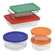Pyrex 10-Piece Storage Dish Set