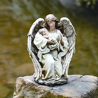 Roman, Inc. Angel w/ Baby Statue