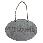 Cheungs Hanging Garden ''Welcome'' Sign