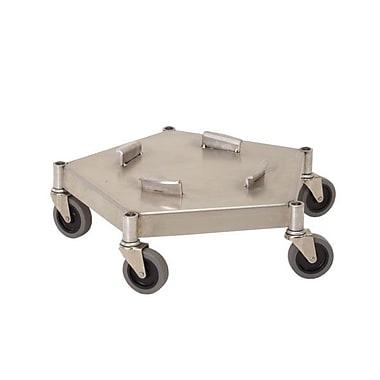 PVIFS 500 lb. Capacity Trash Can and Keg Furniture Dolly