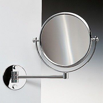 Windisch by Nameeks Wall Mounted Double Face Magnifying Mirror