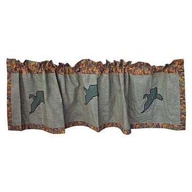 Patch Magic Mallard 54'' Curtain Valance