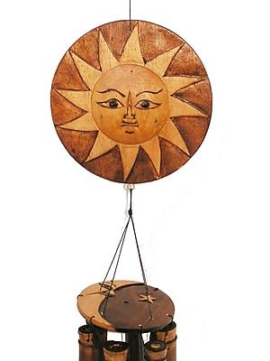 Cohasset Gifts & Garden Natural Sun Moon